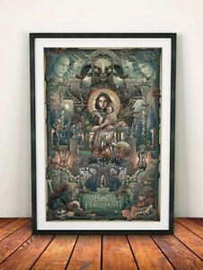 Pans Labyrinth Movie Film PosterWall Decor Poster [No Framed]