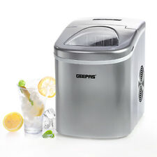 More details for geepas professional electric ice cube maker machine counter top fast automatic