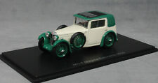 Neo Models MG F Magna Salonette in White and Green 1933 46465 1/43 NEW