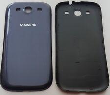 Samsung Galaxy S3 Akkudeckel Backcover  Rückseite aus PP Blau