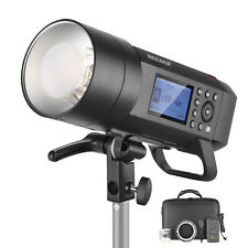 AD400Pro 400W GN72 Outdoor Battery-Powered Monolight with Wireless Remote System