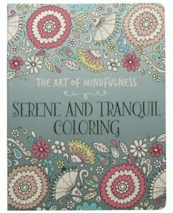 Lark Adult Coloring Books Relaxation Mindfulness Art Craft Hobby Beautiful Gift!