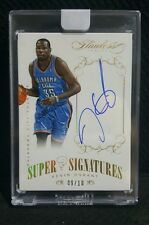 FLAWLESS KEVIN DURANT SUPER SIGNATURES ON CARD AUTO 9/10 WARRIORS FINALS MVP