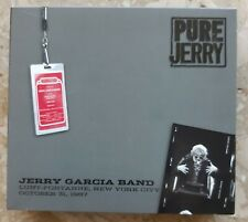 Jerry Garcia Band Pure Jerry, Lunt-Fontanne 31.10.1987, 4 CD, Grateful Dead
