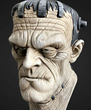 Deluxe FRANKENSTEIN Latex Mask - WEARABLE- Awesome quality