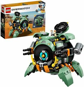 LEGO 75976 Overwatch Wrecking Ball New & Sealed Retired Set FREE POST
