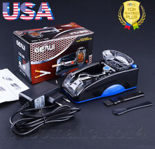 Electric Automatic Cigarette Rolling Machine Injector Tobacco Maker Roller BU US