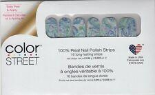 CS Nail Color Strips Water You Up To? 100% Nail Polish - USA Made!