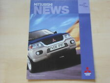 52689) Mitsubishi Pajero Galant Colt Carisma Prospekt 03/2000