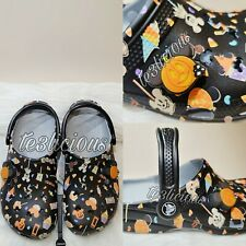 2020 DISNEY PARKS MICKEY HALLOWEEN LIGHT UP CROCS *ALL SIZE AVAILABLE*