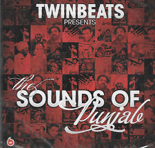 TWINBEATS - THE SOUNDS OF PUNJAB - NEW BHANGRA SOUND TRACK CD