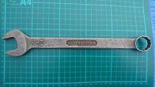 """Vintage Eagle Brand  Spanner 7/8"""" AF Superchrome Broad Arrow Dated 1948"""