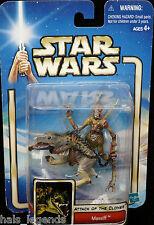 Star Wars Attack of the Clones MASSIFF w/GEONOSIAN HANDLER New!