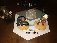 Disney Infinity Twilight of the Republic Playset 3.0 And Jack Sparrow