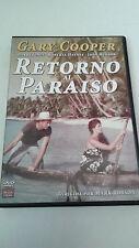 "DVD ""RETORNO AL PARAISO"" MARK ROBSON GARY COOPER"