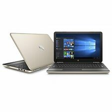 HP 15.6 Inch Laptop Intel Core i5-6200U 2.3Ghz 8GB RAM 1TB Win 10 DVD Webcam