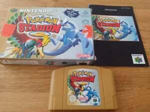 Nintendo N64 Pokemon Stadium 2 - Kassette Neuwertig