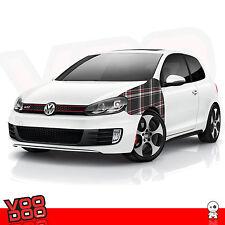 Vw Golf Gti Interlagos Stickerbomb Hoja (vehículo wrap/cast Vinilo) @ 1m X 1m vw/jdm