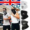 Windproof Neck Gaiter Half Face Mask Scarves Balaclava Bandana Sport Headwear UK