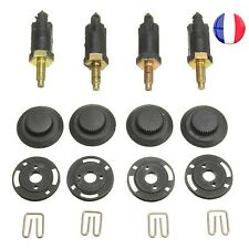 Kit 4 Vis + Clips Cache Moteur HDI Support pour Citroen XSARA BERLINGO JUMPY
