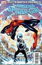 The Amazing Spider-Girl #2 Signed By Artist Ron Frenz