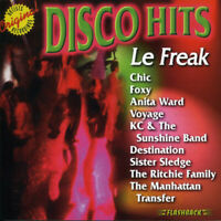 Various – Disco Hits: Le Freak Label: Flashback Records Format: CD, Compilation