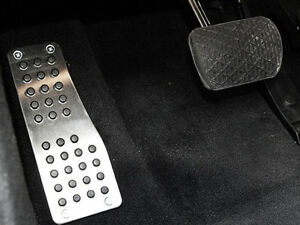 Mercedes Footrest Foot rest Aluminium Pedal W220 W221 S CLASS W215 W216 CL AMG