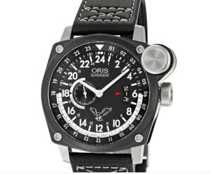Oris BC4 Blue Eagles Limited Edition Automatic Men's Watch 653-7631-4684 $3250