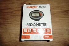 PEDOMETER TARGET/FITNESS BRAND NEW BOXED