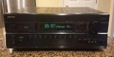 Onkyo A/V Receiver TX-SR707 7.2 channel DTS-HD / Dolby TrueHD / THX Receiver