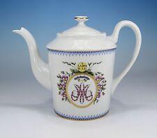 Porcelaine d`Auteuil Limoges Kaffeekanne 0,9 Liter