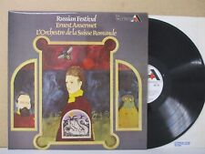 SDD 282 Rimsky-Korsakov Tsar Saltan Snow Maiden Russian Festival OSR Ansermet LP