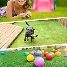 Indoor/Outdoor Artificial Grass Mat Extra Durable Pet Turf Fake Grass 8ft x 5 ft