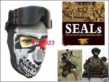 New Seal Skull Balaclava Full Face Mask--Airsoft