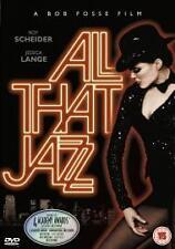 All That Jazz DVD  NEW SEALED FREEPOST
