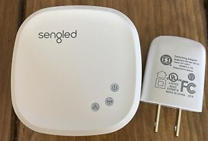 Sengled Smart Hub Use with Sengled Smart Products, Hub & Power Adapter No Cord