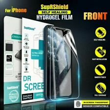 SupRShield Hydrogel Screen Protector for iPhone X / XS / 11 PRO x2