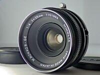 Rare!! Minolta W-Rokkor QE 35mm f4 for MD mount from JAPAN JP SLR [Excellent!!!]