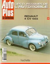 LES CLASSIQUES DE L'AUTOMOBILE 17 RENAULT 4CV 1955 24H DU MANS 1950