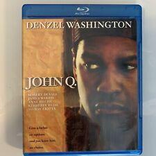 John Q Blu-Ray Disc
