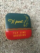 Expert Brand Fly Fishing Line Dressing Tin Sje276