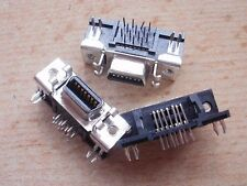 14 pin right angled connector for computer  2pcs  no idea what is it  Z454