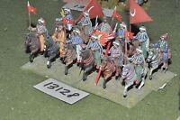 25mm renaissance / ottoman - cavalry 12 cavalry - cav (13128)