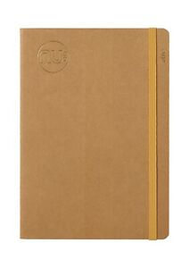 Nu Elite Kraft A4 / A5 / A6 Stitched Spine Notebook