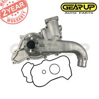 New Water Pump With Gasket For 1992 Chevy Chevrolet Corvette 5.7L V8 AW5063