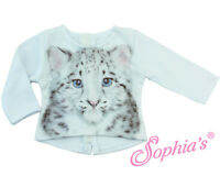 """Snow Leopard Graphic T-Shirt fits American Girl & Other 18"""" dolls"""