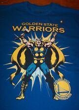 GOLDEN STATE WARRIORS NBA THOR MARVEL COMICS T-Shirt 3XL XXXL NEW Avengers