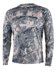 SITKA CORE LIGHTWEIGHT CREW LONG SLEEVE NEW 10064