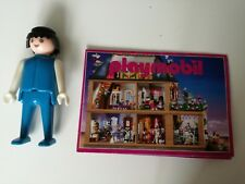 Playmobil Mini Leaflet (1995) showing Rosa / Train / Zoo / Castle / Western