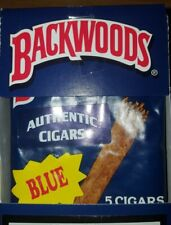 Backwoods blue full Box / Boîte